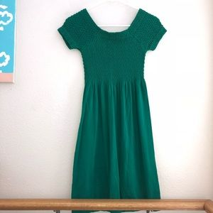Other - Green dress